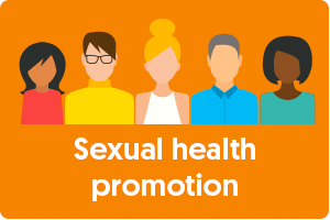Sexual health promotion model